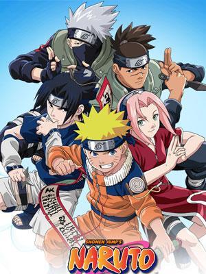 Naruto por MEGA