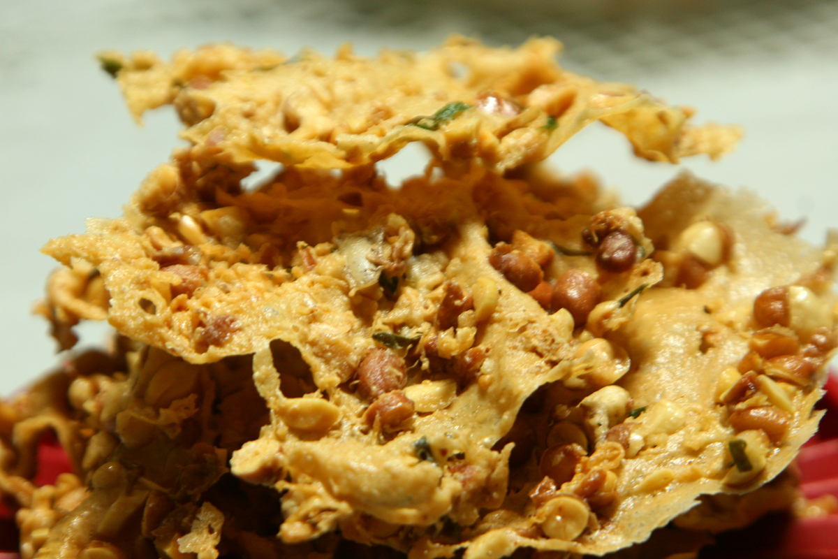 resep cara membuat rempeyek kacang yang renyah   info