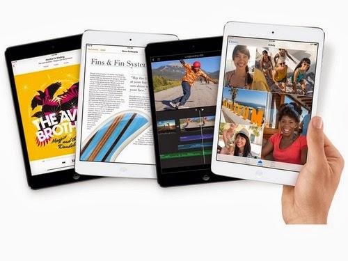 Tại sao các mẫu iPad mới đắt hơn máy tính bảng Android