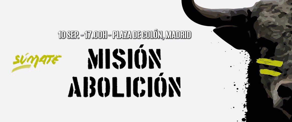 #StopBullfighting