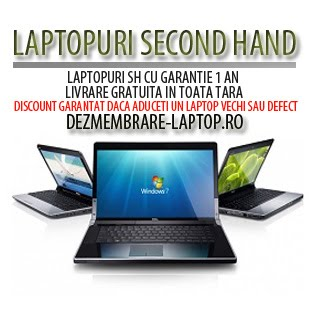 Laptopuri Second Hand