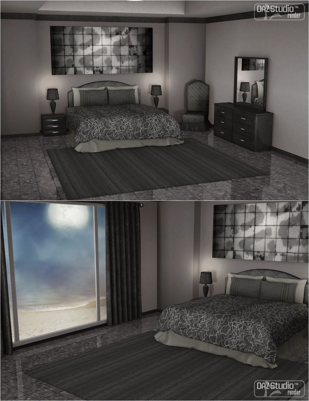 Download daz studio 3 for free daz 3d designer for for 3d bedroom maker