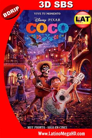 Coco (2017) Latino Full 3D SBS BDRIP 1080P ()