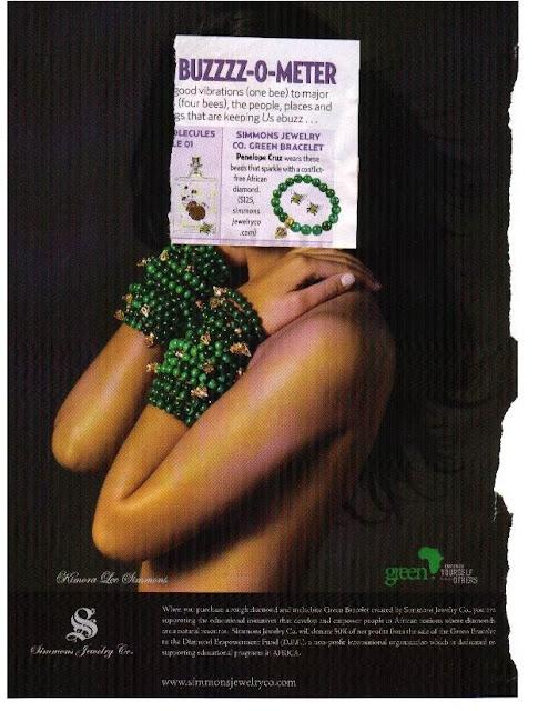 Russell Simmons Bracelet Green6
