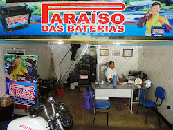 PARAÍSO DAS BATERIAS