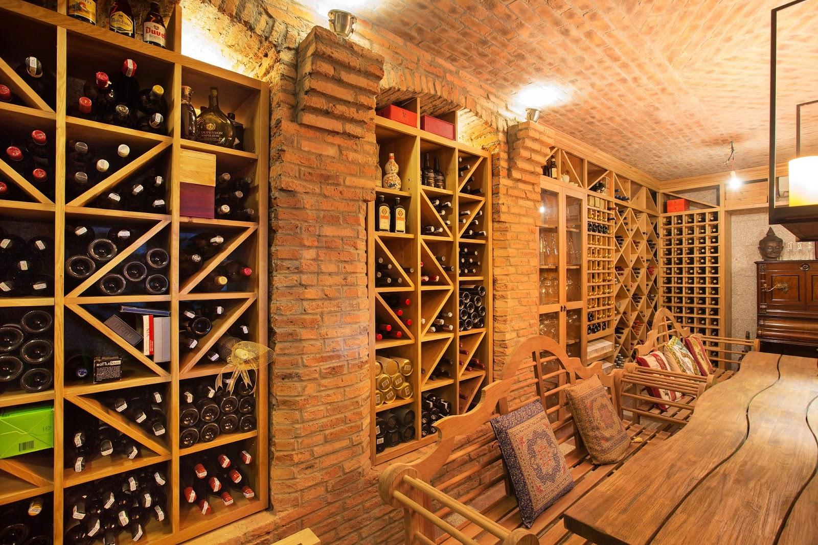 Kết quả hình ảnh cho kinh nghiệm bảo quản rượu vang