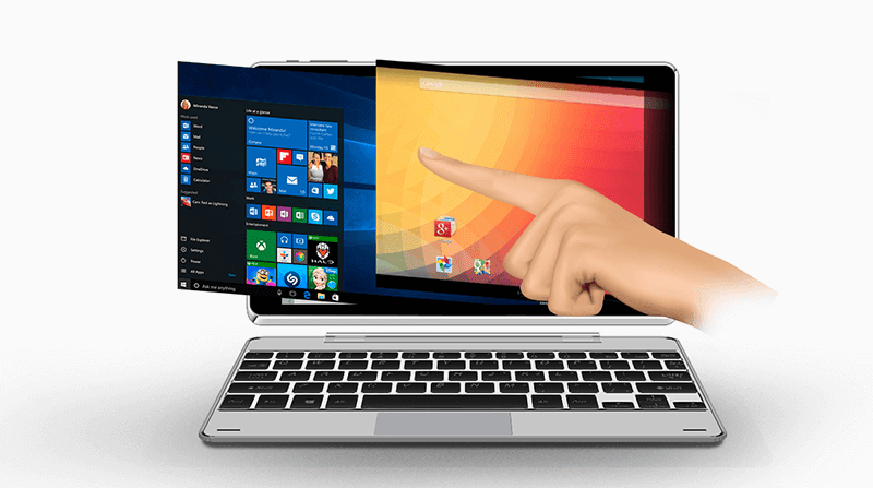 Neo Shift N81 Announced! A Capable Budget Dual Boot Laptop / Tablet Convertible For Just 8999 Pesos!