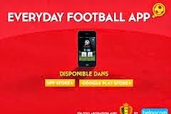 everyday football app
