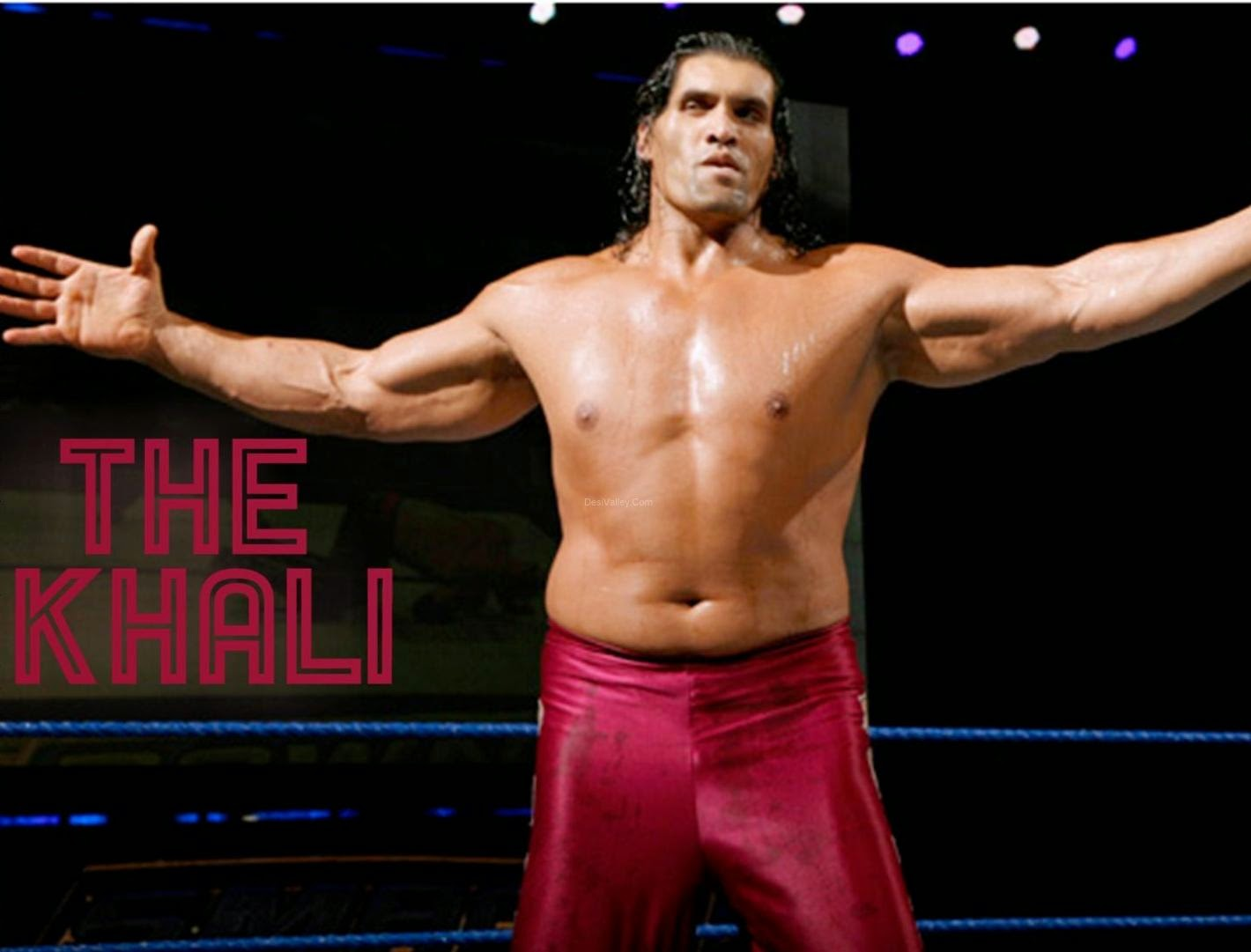 The Great Khali Hd Wallpapers Wwe Wallpapers Free