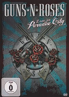 Guns N' Roses - Live in Paradise City - DVDRip