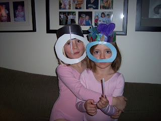 kids in homemade scube costumes