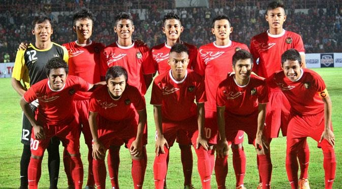 Jadwal Pertandingan Timnas Indonesia U-19 Mei 2014