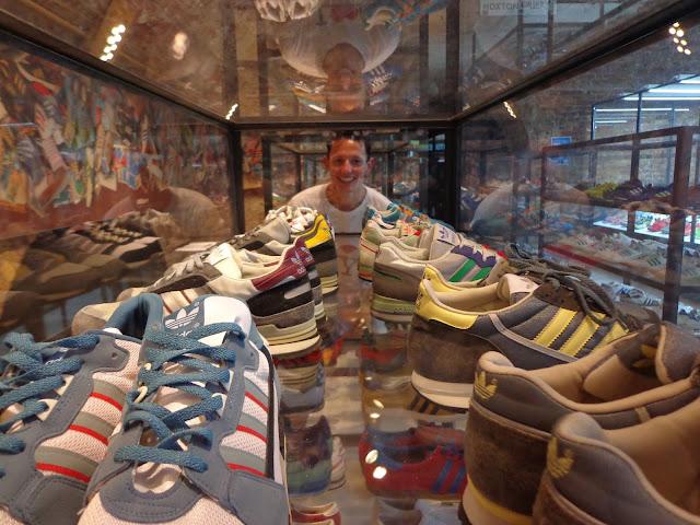 Adidas Spezial, Adidas, Art, Exhibition, Blog, Blogger, That Guy Luke