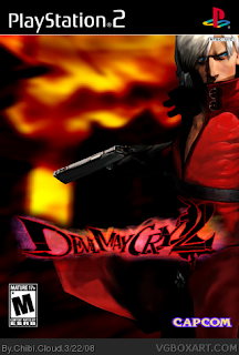Download Devil May Cry 2 Games PS2 ISO For PC Full Version Full DIsk 1 dan disk 2 Kuya028