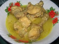 Opor Ayam Lezat