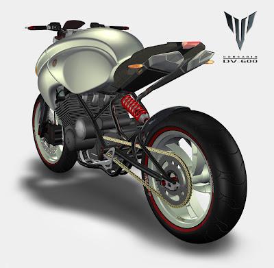 Motorcycle brands yamaha corsario dv 600 concept motorcycle for Yamaha motorcycle brands