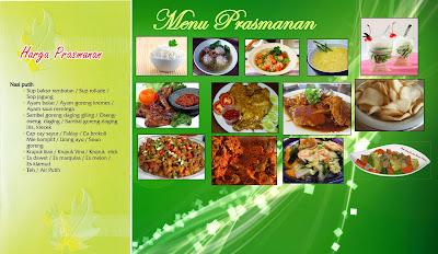 catering yogyakarta menyediakan paket catering murah menu