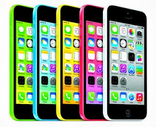 Harga dan Spesifikasi iPhone 5C 16GB Terbaru 2013