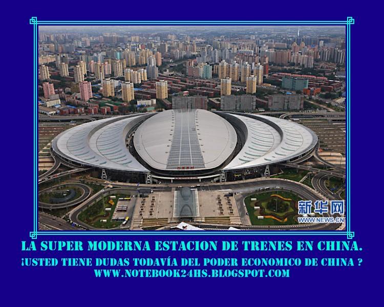 CHINA - PAIS COMUNISTA - UN PAIS DE FUTURO