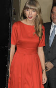 Taylor Swift in a House of Lavande Vintage ring at the BBC 1 Teen Awards