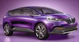 2014 Renault Espace – Release Date