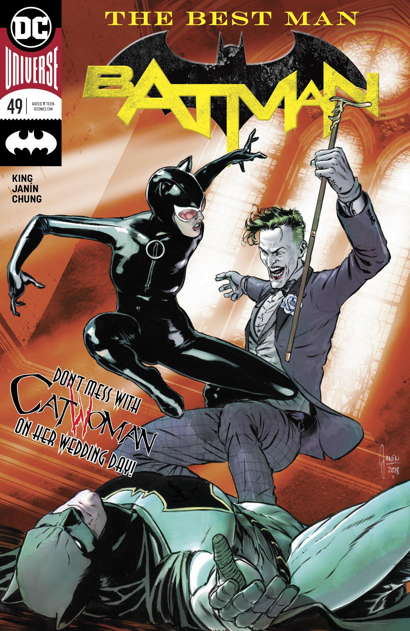 Batman (2016) 49 Page 1
