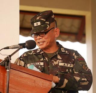 Brig. Gen. Ferdinand Quidilla