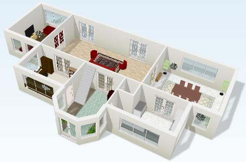 Plan de table 3d donnez du relief votre plan de salle for Www floorplanner
