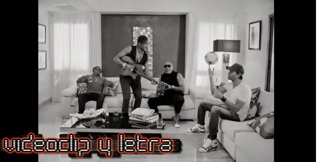Enrique Iglesias feat Descemer Bueno & Gente De Zona - Bailando