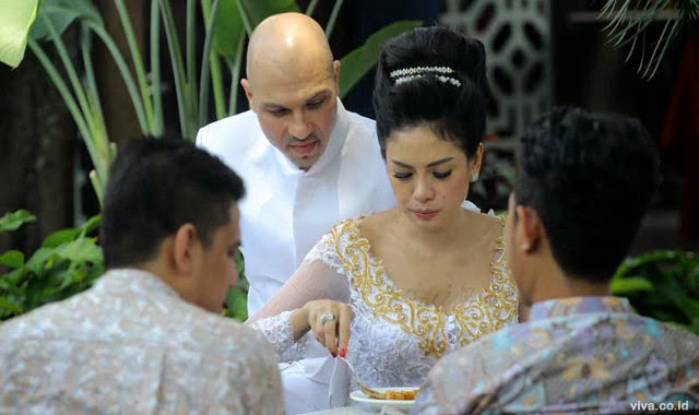 pernikahan-nikita-mirzani-dan-sajad-ukra