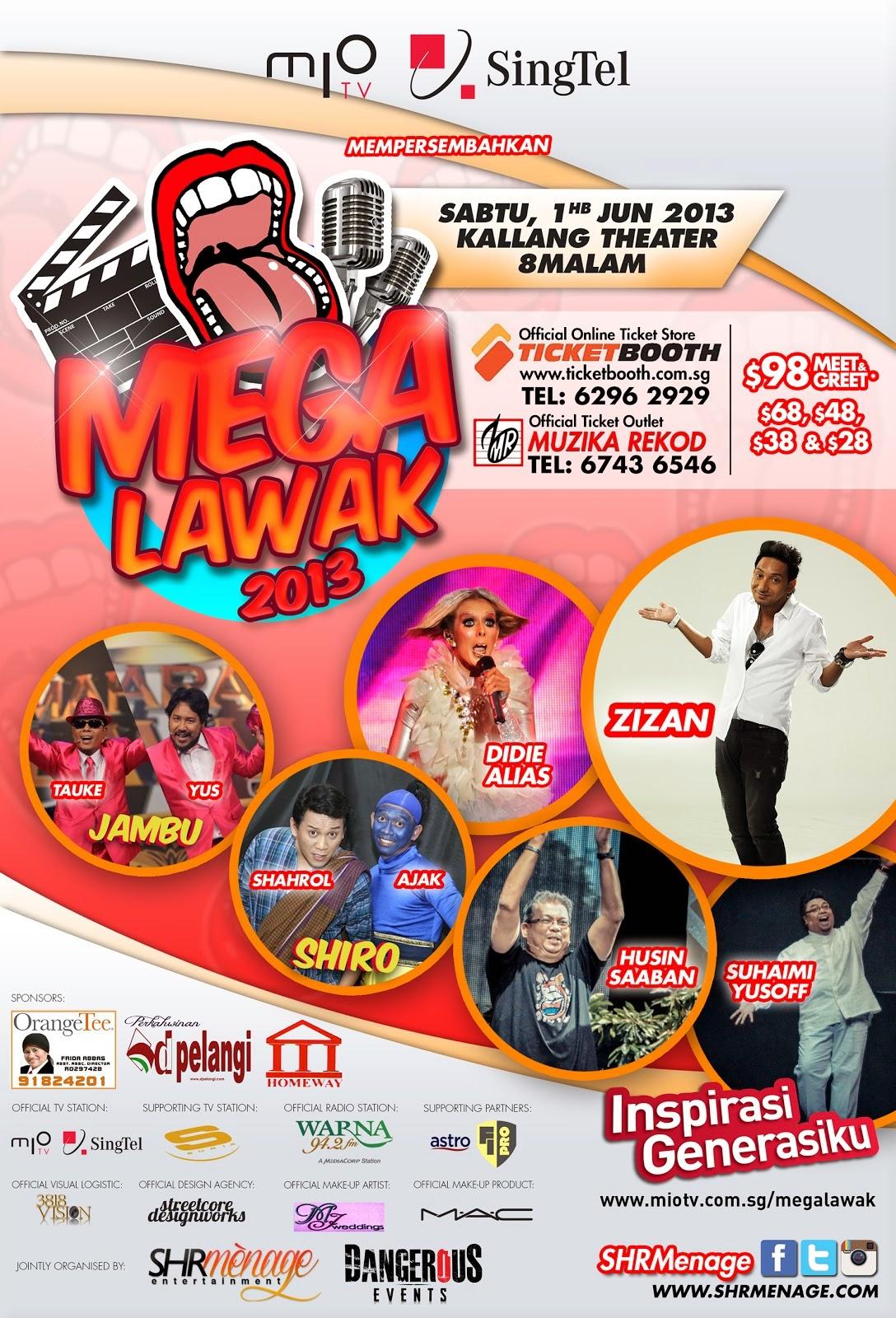 MegaLawak [2013]