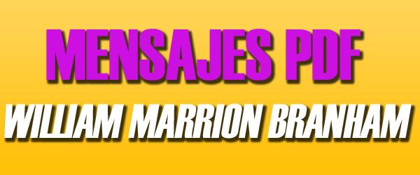 590 Mensajes PDF William Marrion Branham
