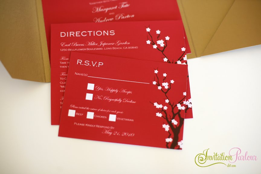 Wedding Invitation In Chinese is great invitations ideas