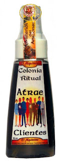 COLONIA ESOTÉRICA ATRAE CLIENTES