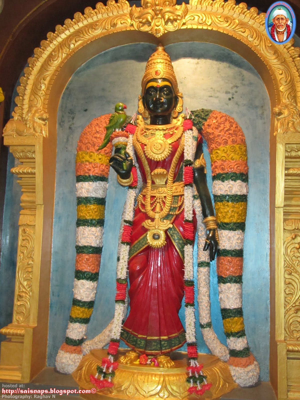 Sai Wallpaper Sri Anna Baba Mandir Poonamallee High Road