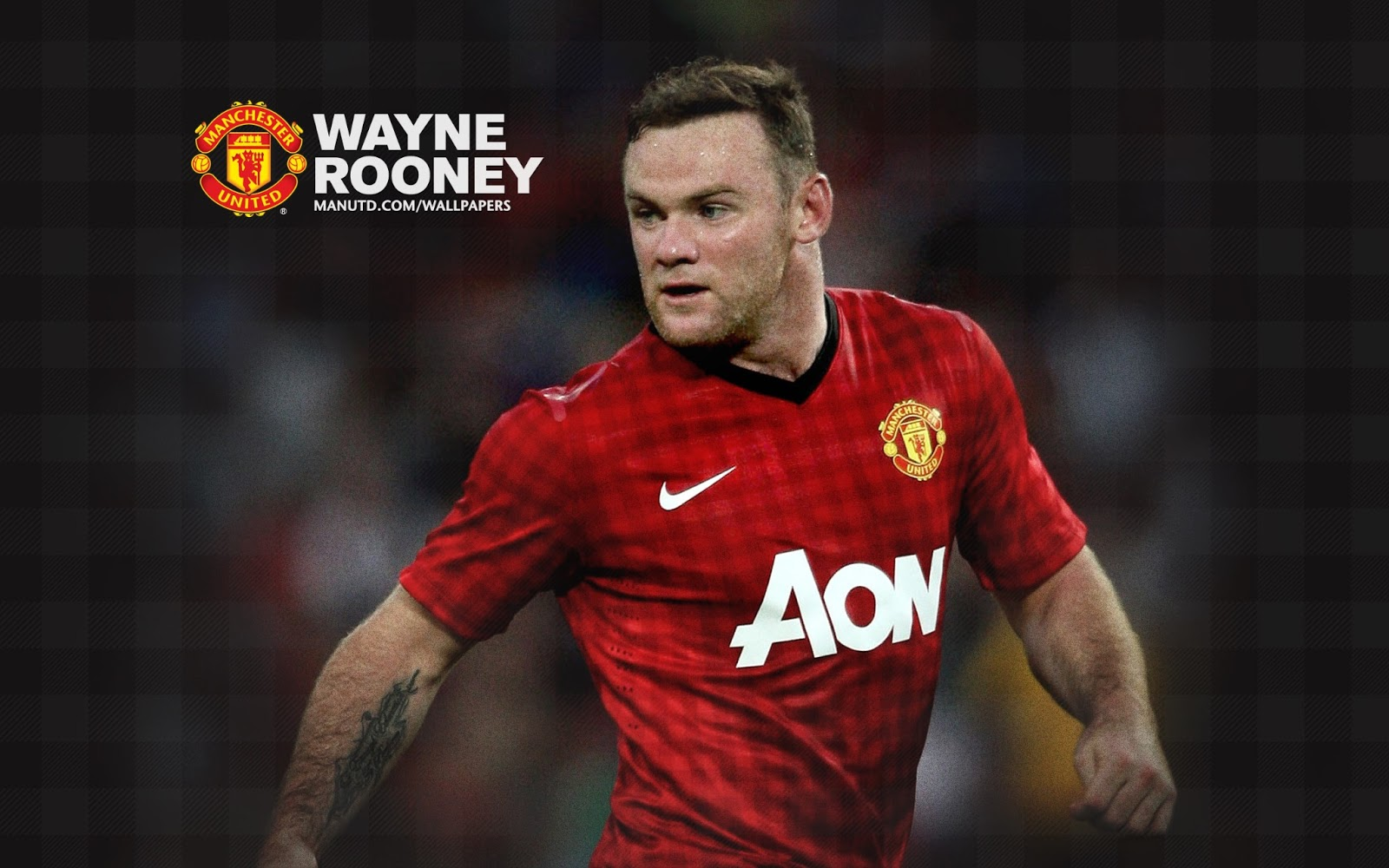 Wayne Rooney Manchester United Manchester United Wayne Rooney wallpaper world