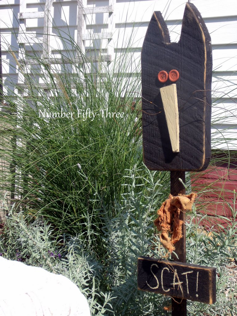 Number Fifty-Three: Outside Autumn Decor