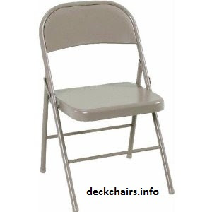 All Steel Cosco Folding Chairs