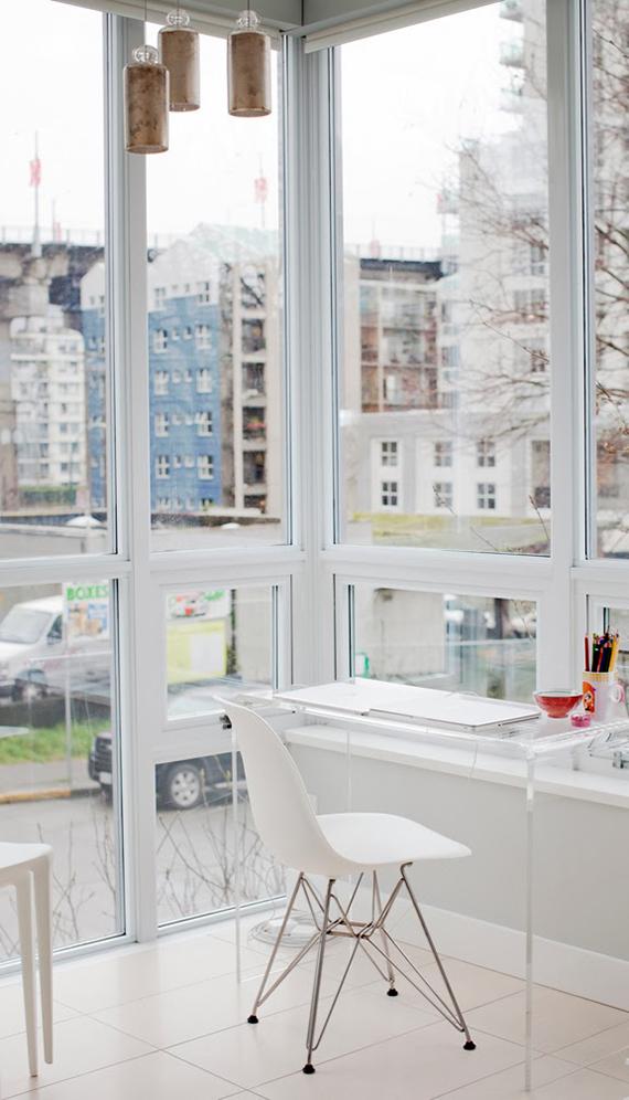 Home office inspiration | Image via Pinecone Camp