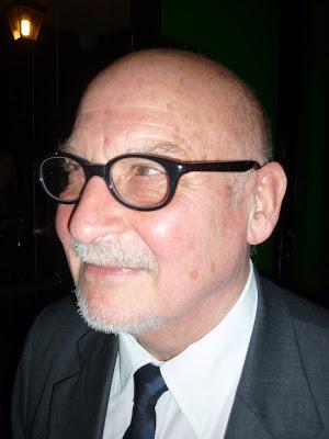 Eyewear designer Lawrence Jenkin