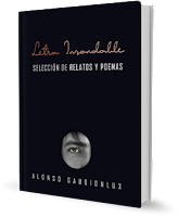 Imagen en 3D del libro Letra Insondable de Alonso Gaudionlux
