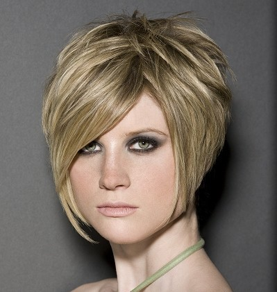 funky short haircuts for women 2011. funky short hair styles 2011