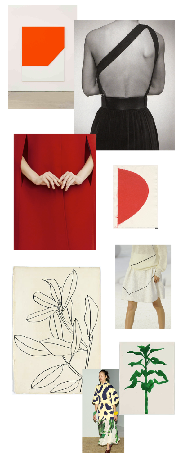 ellsworth kelly art vs fashion on one more good one