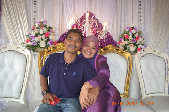 Mr & Mrs Fadzlan