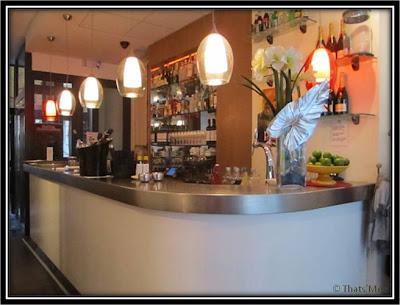 Le Patio Opéra Paris 9eme le bar