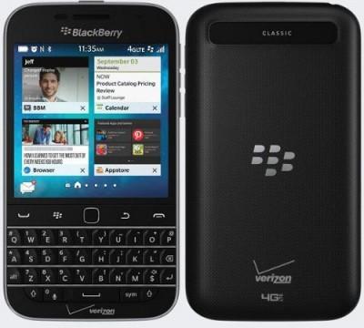 BlackBerry Classic Non Camera Muncul di Pasaran