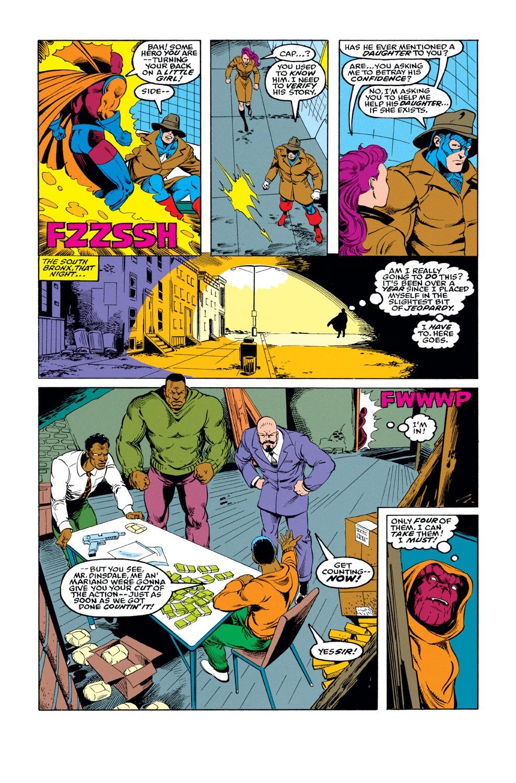 Captain America (1968) Issue #424 #374 - English 9