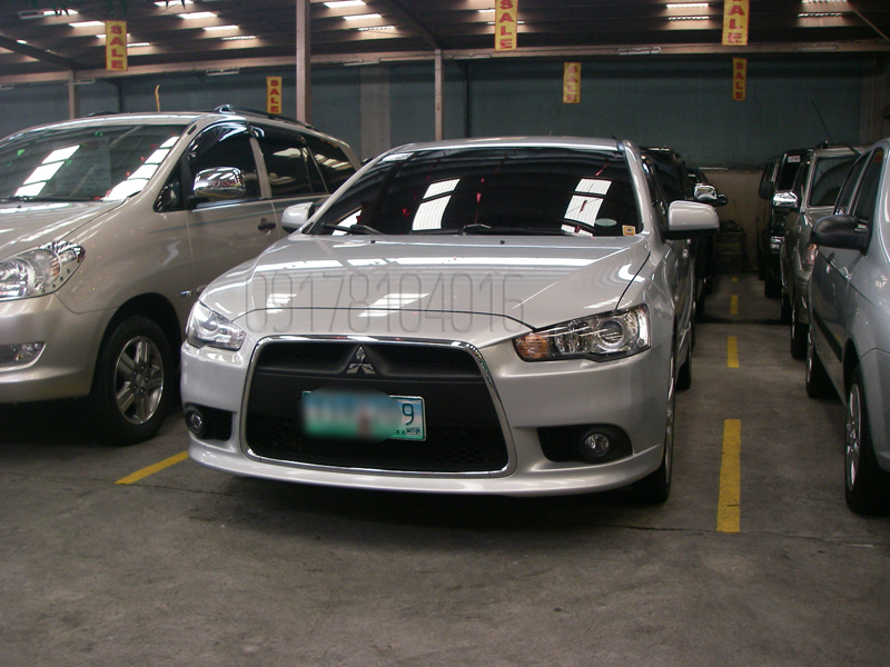 cars for sale in the philippines 2011 mitsubishi lancer ex gt a excellent condition. Black Bedroom Furniture Sets. Home Design Ideas
