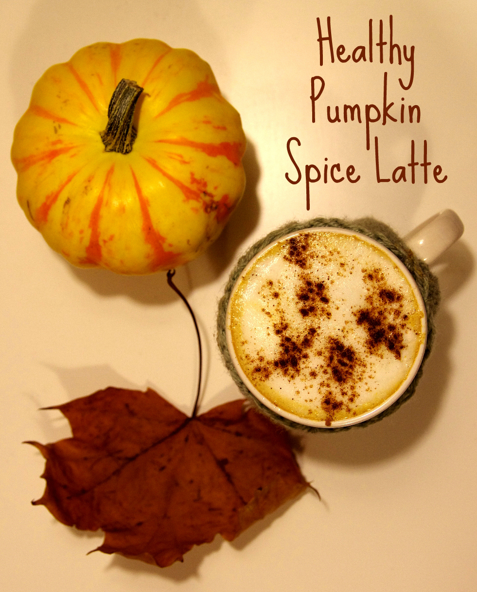 Recipe: Pumpkin Spice Latte!