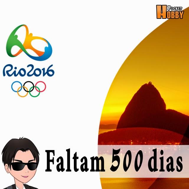 Pocket Hobby - www.pockethobby.com - Hobby Extra - Olimpíadas Rio 2016